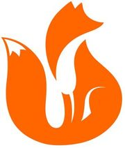 Vixen Vacations fox logo